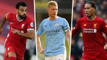 FIFA 21 ratings: De Bruyne, Salah, Van Dijk & the best Premier League players