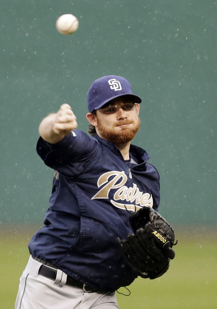 Indians, Padres postponed by rain