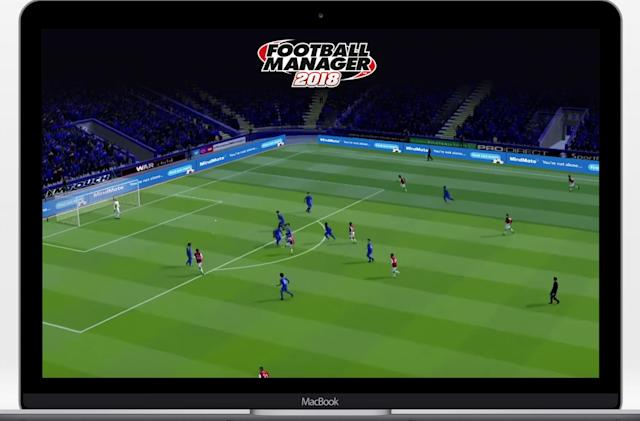 'Football Manager 2018' ads promote mental health awareness