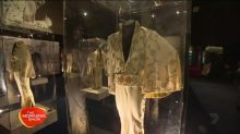 Up close with Elvis's legendary jumpsuits