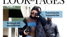 Kendall Jenner: Challenge accepted!