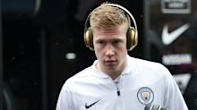 Liverpool away, Man Utd at home: The games injured De Bruyne could miss