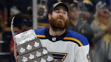 Stanley Cup MVP sorry after swearing on TV