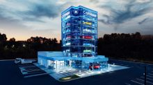Carvana Unveils Its Newest Car Vending Machine in Oklahoma City