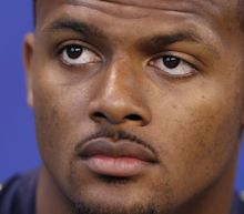 Deshaun Watson says it would be a 'slap in the face' for Mitchell Trubisky to be drafted before him