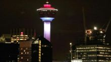 Calgary Tower reopens four months after elevator fell with people inside