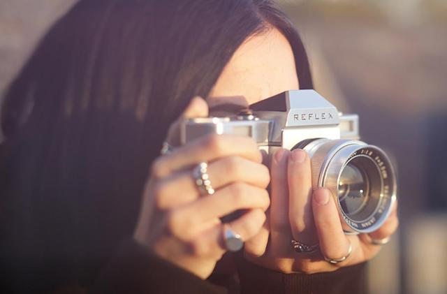The Reflex 1 is the first manual film SLR in decades