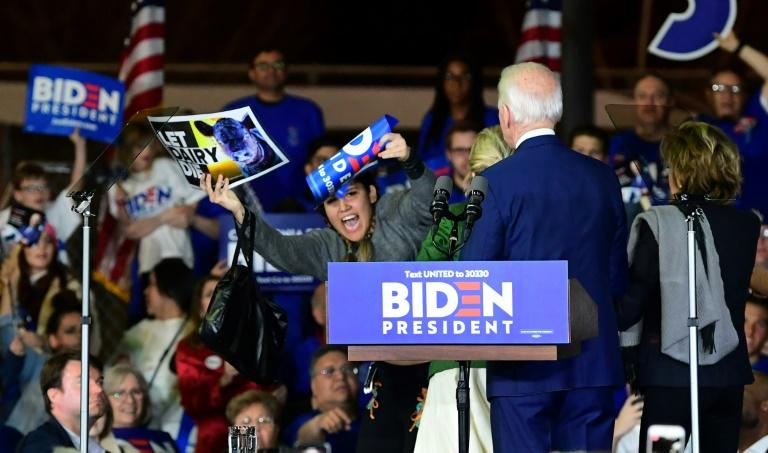 Sanders adjusts campaign after Biden's strong Super Tuesday performance