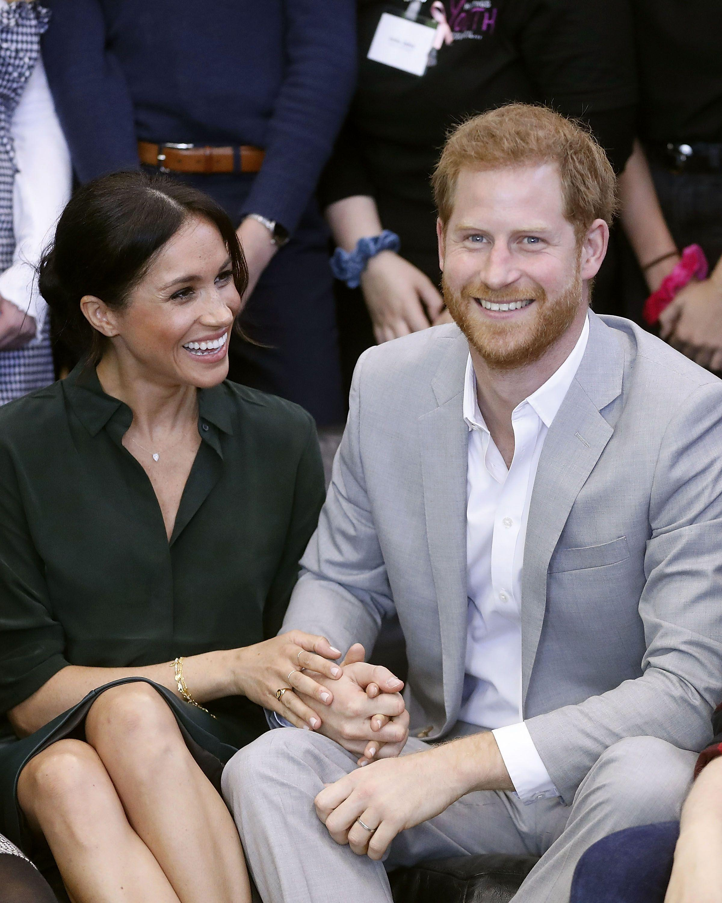 This Is Why Prince Harry And Meghan Markle's Baby Boy Won
