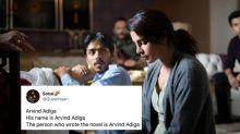 Priyanka Chopra Slammed by Aravind Adiga Fans for Skipping His Name While Promoting 'The White Tiger'