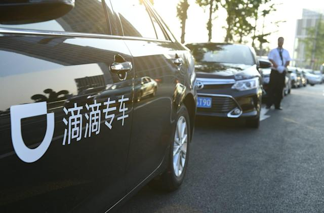 Didi halts carpooling across China after passenger's murder