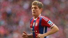 Kroos: Lying about being injured helped me become a Bayern Munich star