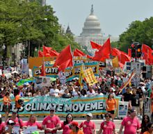 People's Climate March across the U.S.