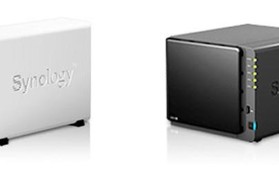 Synology outs DS412+, DS112 NAS drives, feeds the data hungry
