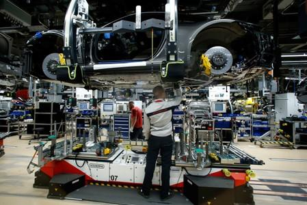Recession risks rise for Germany as industrial orders plunge