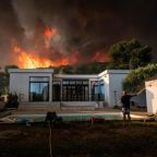 France wildfires: Dozens injured and thousands evacuated as blaze sweeps across Marseille region