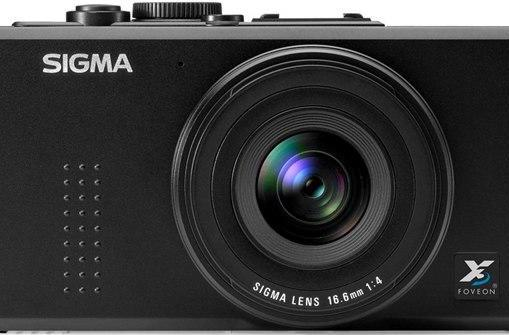 Sigma's DP1s gets official, hitting shelves in November?