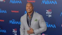 Dwayne 'The Rock' Johnson voted People's sexiest man alive