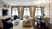 A rare London apartment designed according to vastu shastra, the Indian feng shui, is on the market