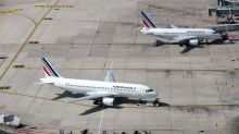 European airlines skid after Air France-KLM warning
