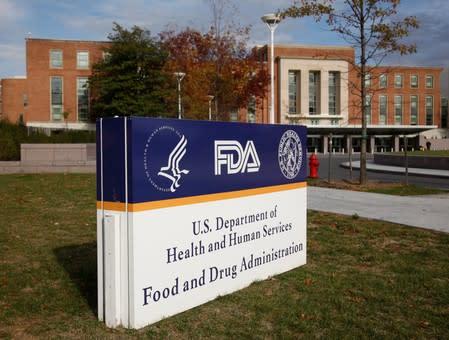 U S  FDA says some data testing Novartis' $2 million gene therapy