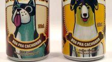 Cervejaria brasileira lança bebida sem álcool para cachorros