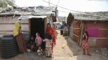 India sets up holding center for Rohingya in Kashmir