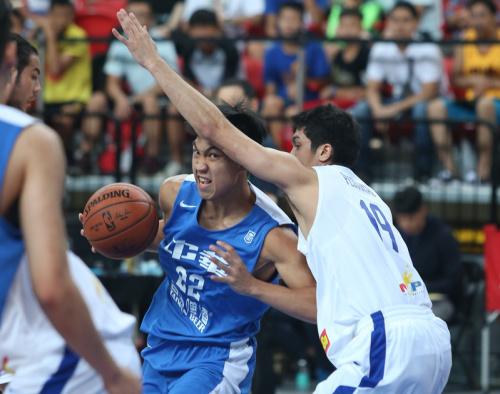 瓊斯盃 中華白不敵菲律賓(2) (圖).
