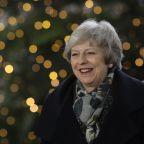 The Latest: UK business alarmed at May confidence vote