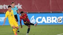 Fati becomes youngest Spain scorer in 4-0 win over Ukraine