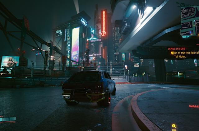 CD Projekt Red promises to fix 'Cyberpunk 2077' on consoles