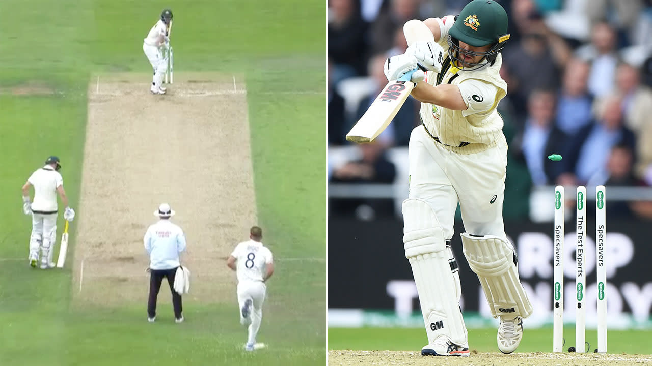 'Utterly unplayable': Stuart Broad stuns with 'one of the best balls ever'
