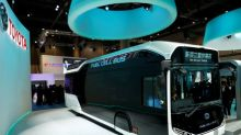 Toyota banks on Olympic halo for the humble bus to keep hydrogen dream alive