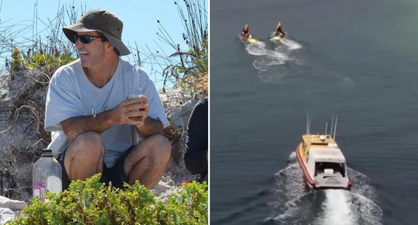 Disturbing find in search for missing shark attack victim