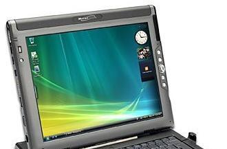 Motion Computing LE1700 Tablet PC gets official