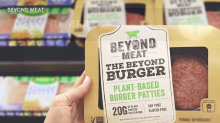 Beyond Meat soars, Burger King debuts 'Impossible Whopper' in San Francisco