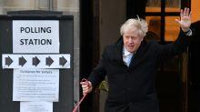 Aplastante victoria para Boris Johnson y su Brexit