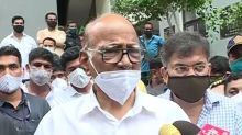 Have no connection with building which BMC demolished, Kangana's allegations are false: Sharad Pawar