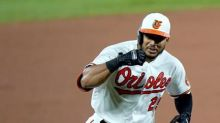 Orioles OF Santander likely out for year with oblique strain