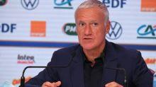 Foot - Bleus - Équipe de France: la conférence de presse de Didier Deschamps en direct vidéo