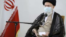 Iran's top leader says he understands protests over drought