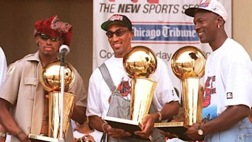 NBA Best Teams Ever: Vote in title round