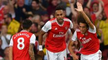 Aubameyang strike secures Arsenal comeback as Tottenham squander two goal lead