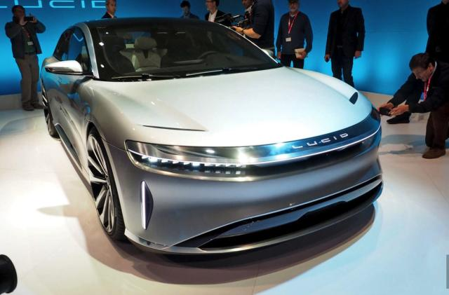 Lucid Motors gets $1 billion to help build its EV