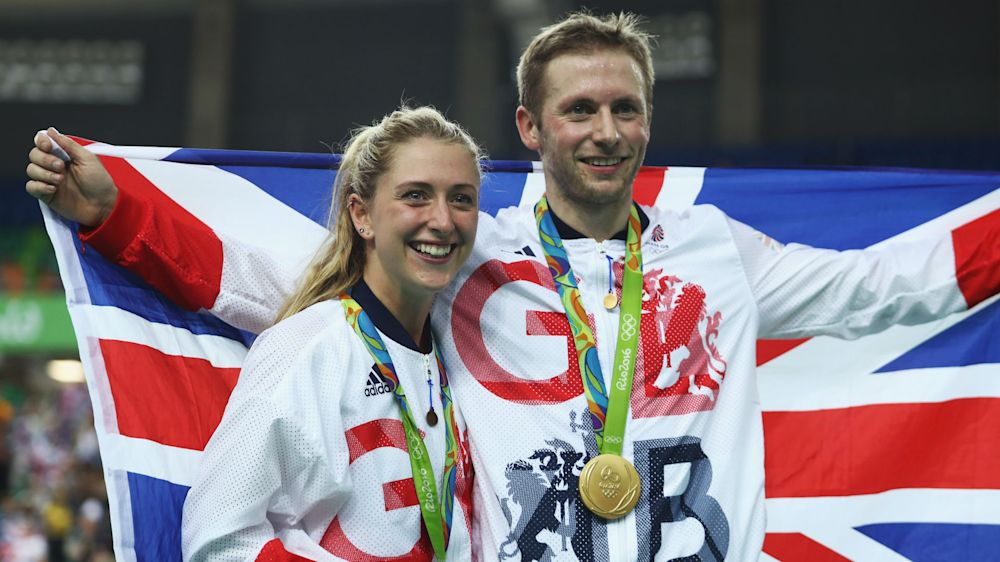 Jason Kenny considering cycling retirement, says wife Laura