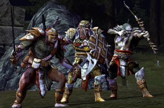LOTRO's Update 10 revamps loot systems and gear set bonuses
