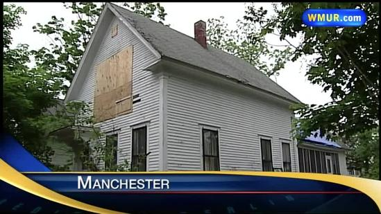 Manchester woman chases intruder from home