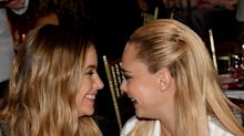 Ashley Benson and Cara Delevingne Have Matching Couple Tattoos