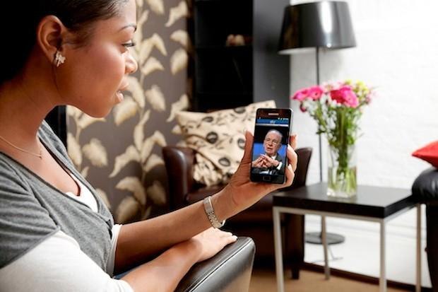 Sky gives remote control powers to its Sky+ Android app (update: new iOS app version, too)