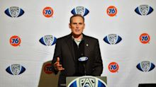 Pac-12 players discouraged after meeting with Scott